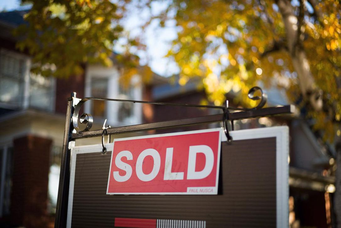 Record-Breaking Month For Canadian Housing Markets